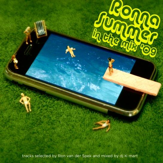 Ronna_Summer_mix_2009_art