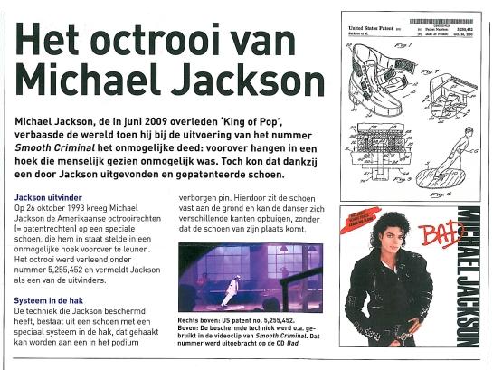MichaeljacksonOctrooi